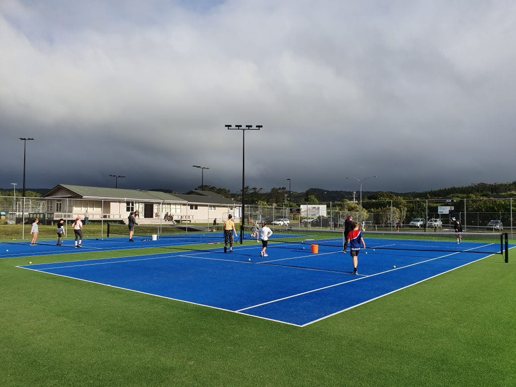 Helensville Tennis Club