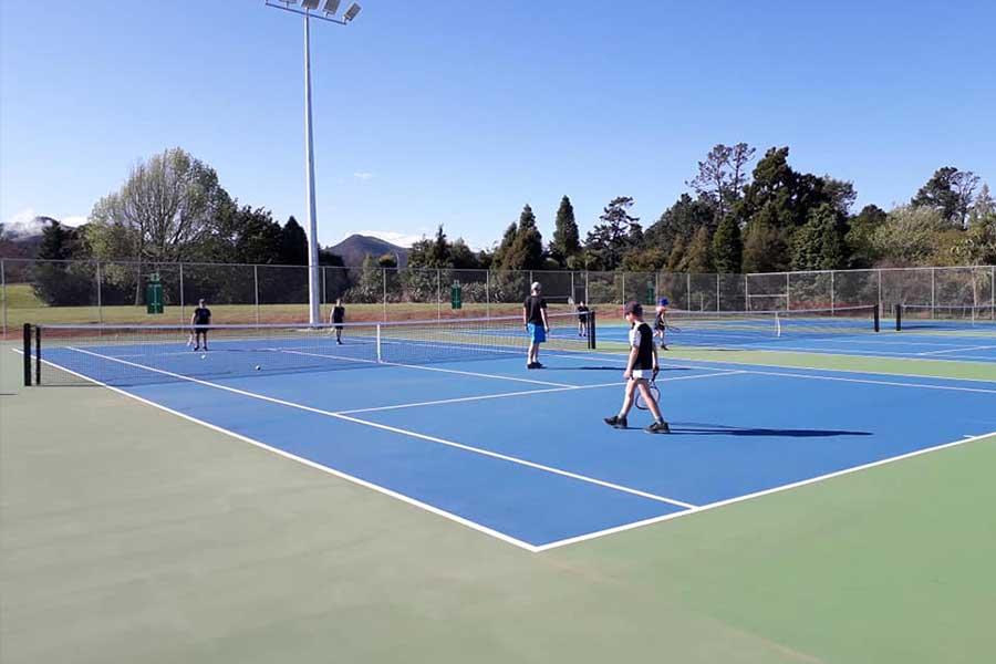 Waihi Tennis Club