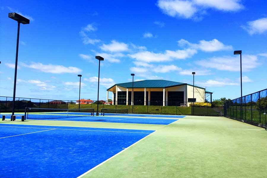 West Harbour Tennis Club