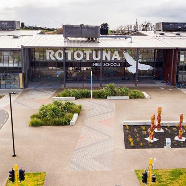 Rototuna High School