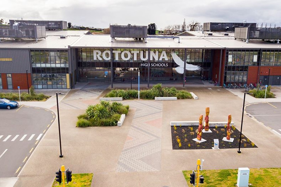 Rototuna High School