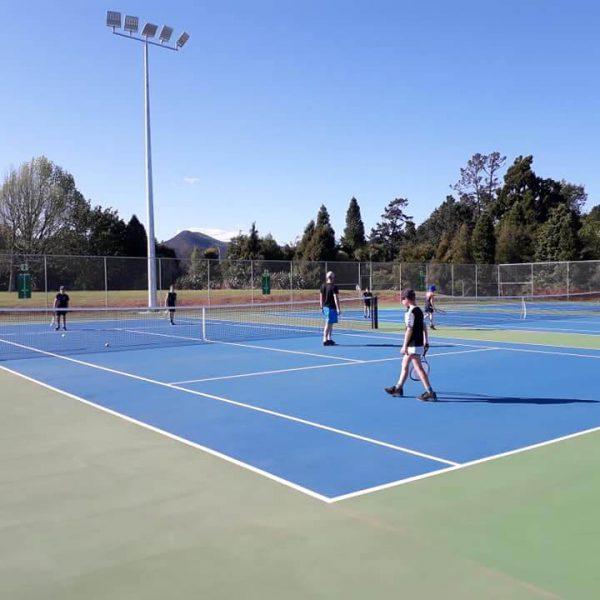 Tennis Club Waikato